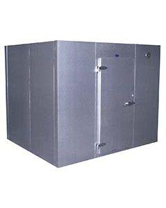 """Carroll Coolers 7' 10"""" x 7' 10"""" Walk-in Freezer with Floor"""