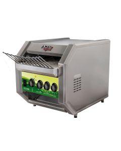 APW Wyott Commercial 120V Radiant Conveyor Toaster, Analog Controls