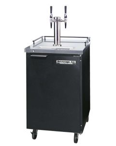 Nitro Tower Infusion Two Faucet Empowered Beverage Air Kegerator | Two Infused Taps | Cold Brew Coffee & Nitro Drinks