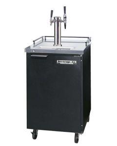 1+1 Nitro Tower Infusion Empowered Beverage Air Kegerator | 1 Nitro & 1 Still | Cold Brew Coffee & Nitro Drinks