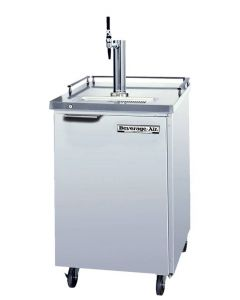 Empowered Stainless Steel Beverage Air Kegerator | Nitro Tower Infusion | Cold Brew Coffee & Nitro Drinks