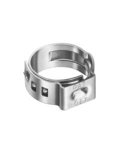 "Hose Clamp for 1/4"" ID Poly Beer Line Tubing"