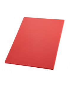 """Special Offer - Cutting Board, 15"""" x 20"""" x 1/2"""" thick, red"""
