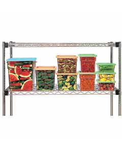 Clear Square Storage Containers