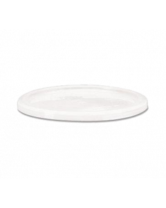 Cambro CPL12148 Crock Cover, round, solid, snap-on, plastic