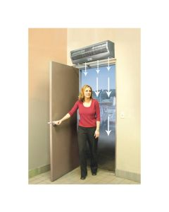 "72"" Air Pro Door, Indoor-Mount"