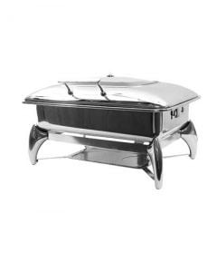 7 Qt Full Size Stainless Steel Chafer Dish Unit