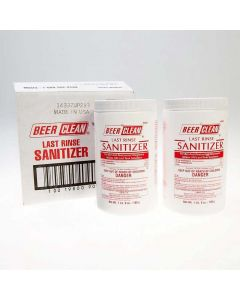 Beer Clean Last Rinse Glass Sanitizer