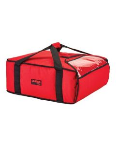 """17-1/2""""W  x 20""""D x 7-1/2""""H Insulated Pizza Delivery Bag for (3) 18"""" Pizzas"""
