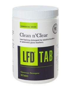LFD Glass Cleaner Detergent Tablets For Electric Washers
