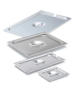 Steam Table Super Pan V Series - Covers