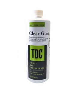 TDC Liquid Glass Detergent for Manual Glass Washers or Hand Cleaning