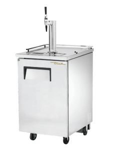 Empowered Stainless Steel TRUE Kegerator | Nitro Tower Infusion | Cold Brew Coffee & Nitro Drinks