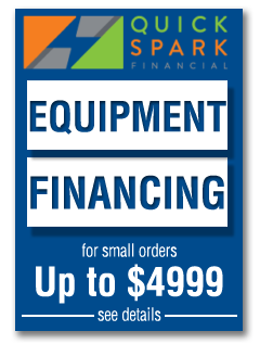Quick Spark Financing Info